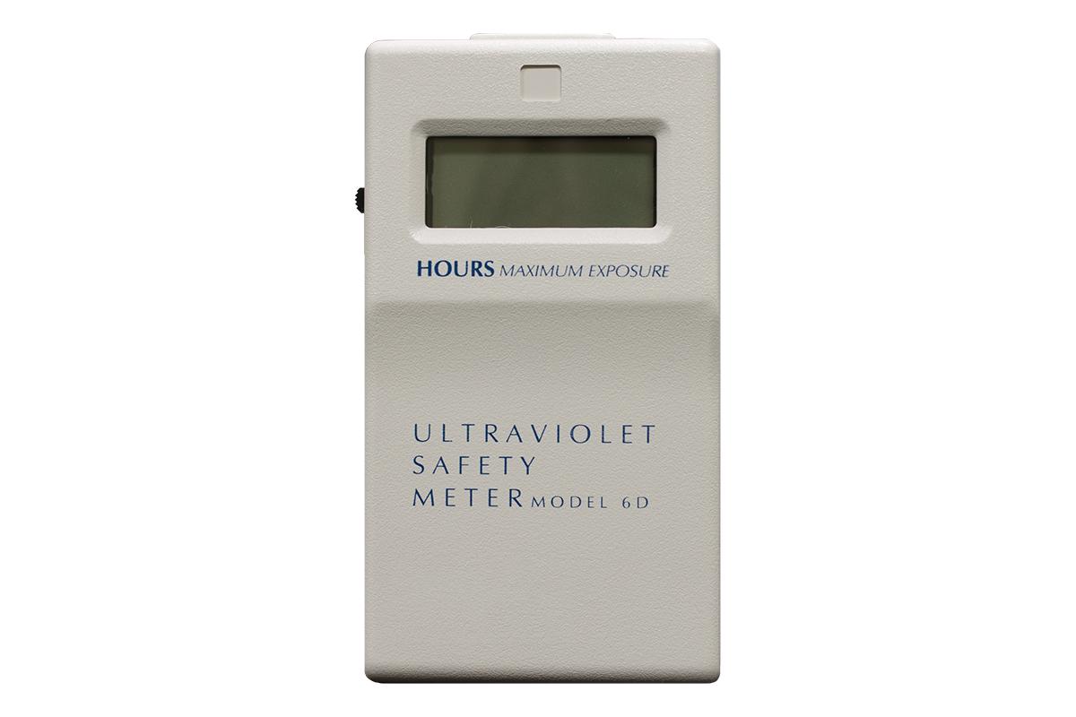 Model 6D Ultraviolet Safety Meter