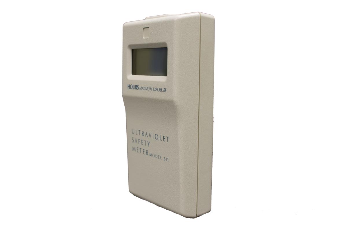 ultraviolet safety meter model 6d