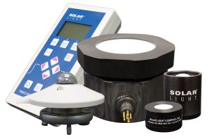 Laboratory Light Measurement