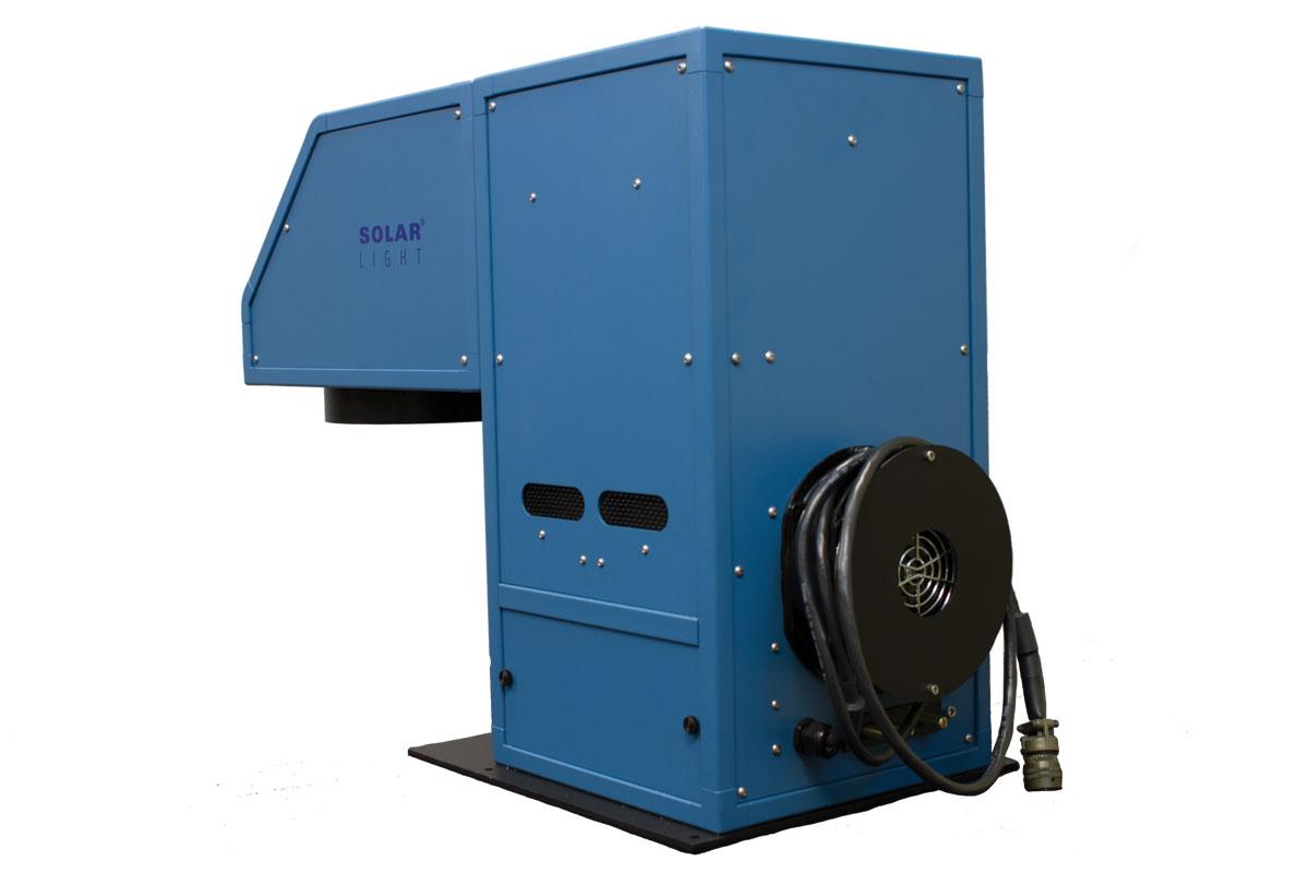 9233d00f24 PV CELL TESTING 16S 300 WATT SOLAR SIMULATOR