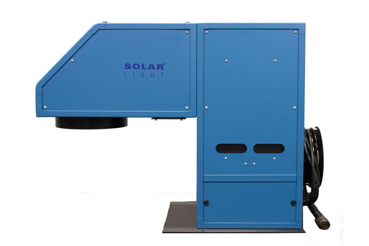 "83d34cd98f 4"" (10 cm) Round Beam 1000W UV Solar Simulator Model LS1000-4R-UV -  Solarlight"