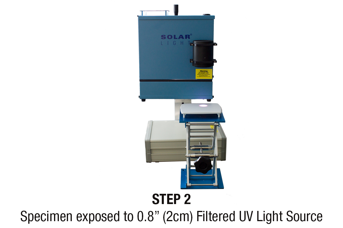 Accelerated Outdoor UV / Sun Fade Testing - Online Ordering  sc 1 st  Solar Light & Accelerated Outdoor UV Testing | Material UV Testing services