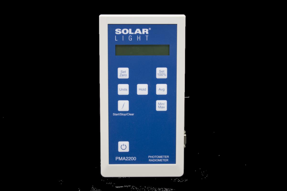 Solar Simulators and SPF Testers, Radiometers and Sensors ...