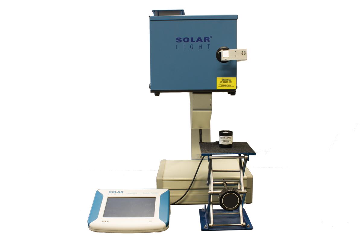 82de4564bb SPF Testing 16S-150 watt solar simulator